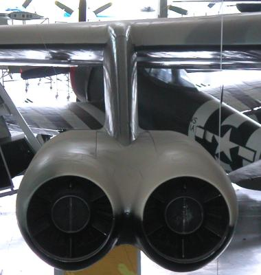 B52 engine nacelle