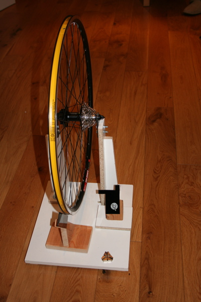 Roger musson wheel building book