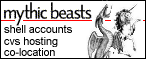 Mythic Beasts, shell accounts, dedicated servers, co-location, virtual servers